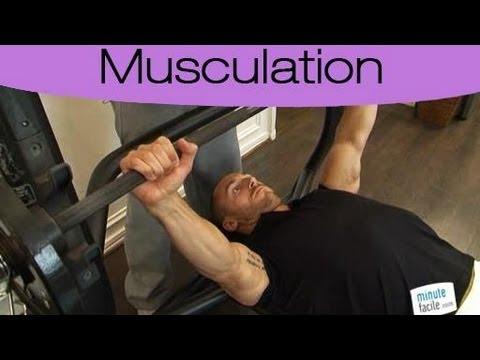 Lexemple du régime pour la croissance des muscles
