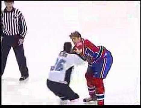 Kelsey Wilson vs. Troy Bodie