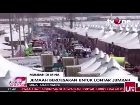 Video Pasca Musibah Di Terowongan Mina Tewaskan 717 Jemaah Haji ~ Berita Terkini 24 September 2015