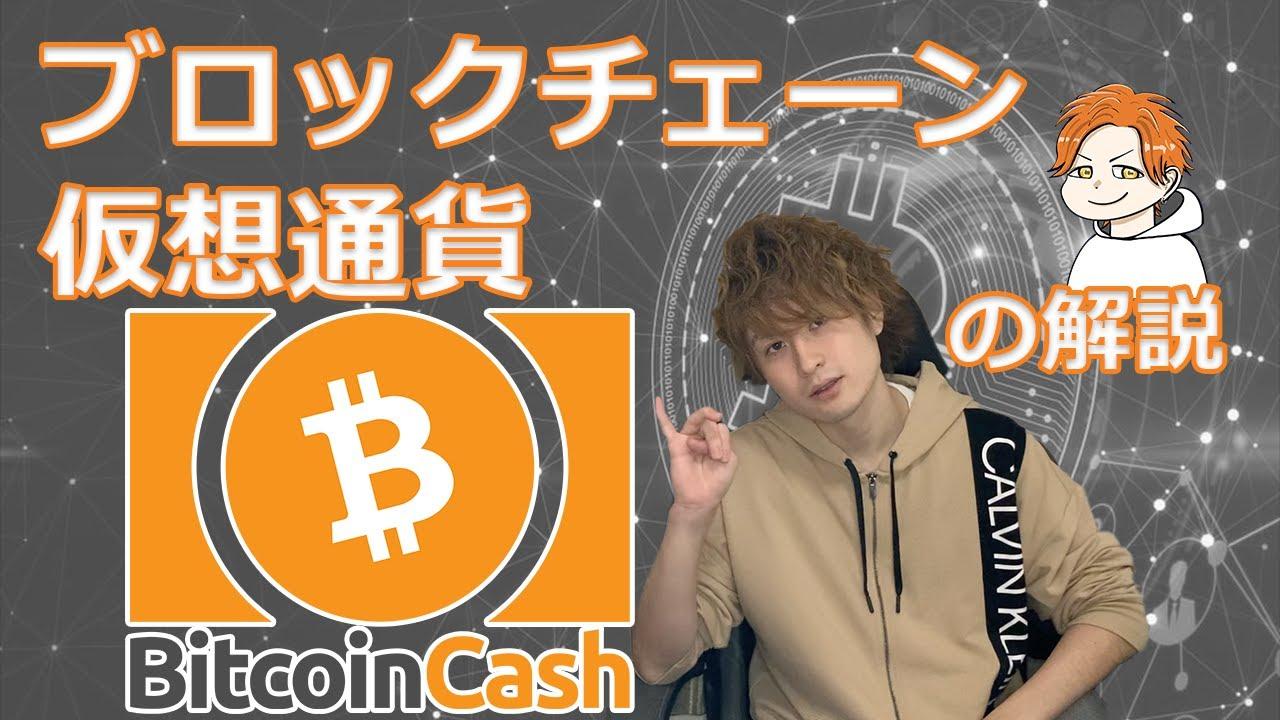 【ブロックチェーン/仮想通貨】Bitcoin Cash(ビットコインキャッシュ)の解説 #ビットコインキャッシュ #BCH