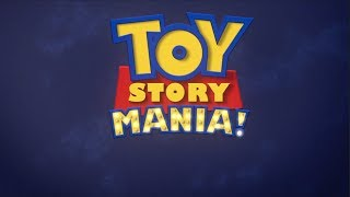 Disneyland Resort - Toy Story Midway Mania! - TV Commercial (2008)