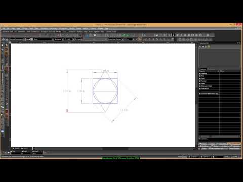 Using the CADCourse interface in TurboCAD 2018 with AutoCAD ...