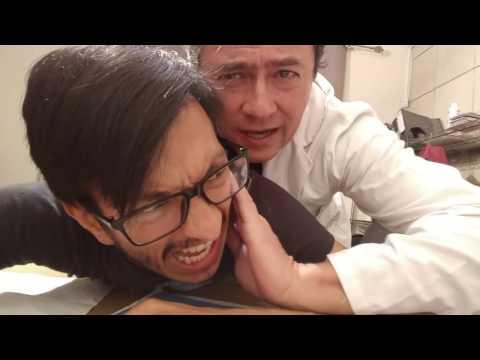 Massaggio prostatico bel video