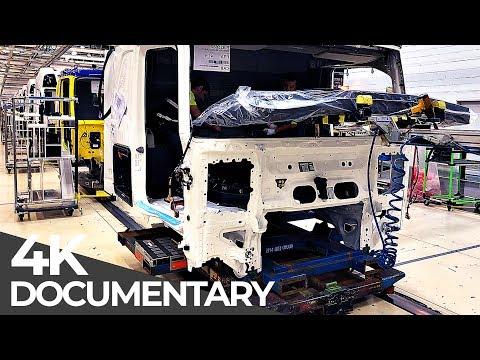 Kaip gaminami Volvo sunkvežimiai? Aplankykite gamyklą Belgijoje