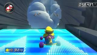 Cloudtop Cruise - 1:58.240 - Zhu (Mario Kart 8 World Record)