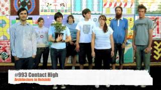 #993 Contact High-Architecture in Helsinki