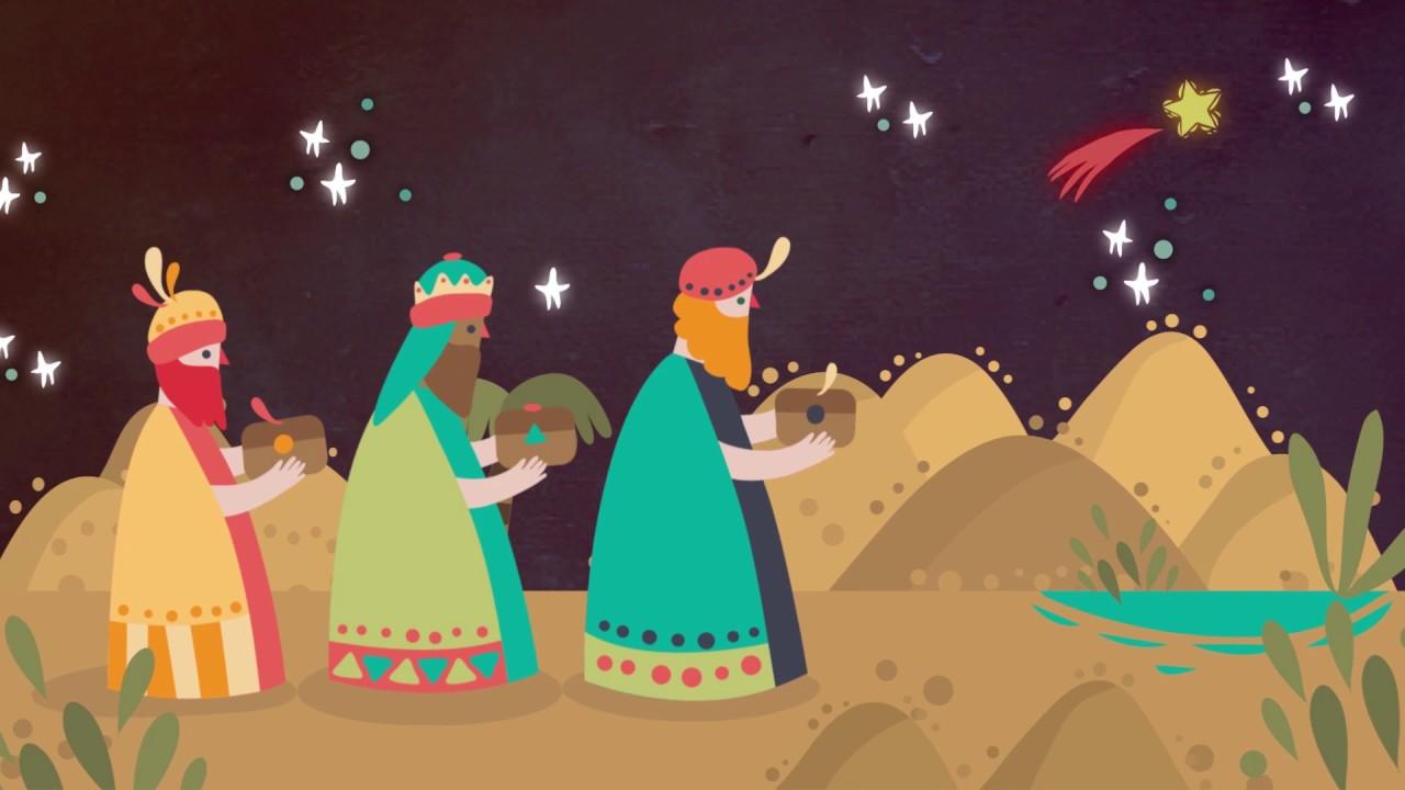 Los reyes magos - Cantoalegre - Video de Navidad