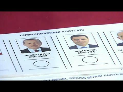 Ρεκόρ συμμετοχής στις εκλογές από τους Τούρκους που ζουν στο εξωτερικό…