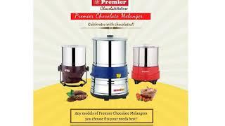 Premier Chocolate Melanger & Refiner Machine Shop Online