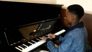 Brian Mcknight - Shoulda, Woulda, Coulda (piano cover)
