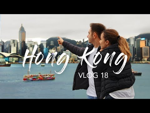ГОНКОНГ. 5 Вещей, Которые Нужно Сделать в Гонконге. VLOG #18