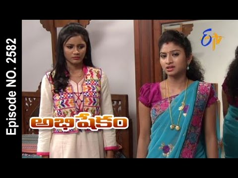 Abhishekam | 27th April 2017 | Full Episode No 2582 | ETV Telugu