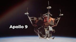 Voo da Apollo 9 completa 50 anos