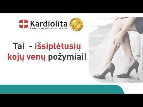 Ligoninės urologija prostatos