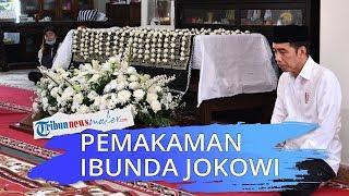 Ibunda Jokowi Dimakamkan di Desa Mundu Karanganyar