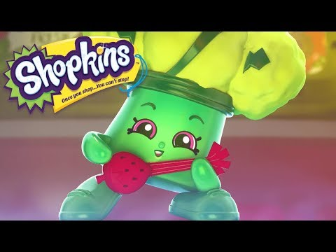 SHOPKINS Mini Packs | Friends Go On and On SONG | Videos For Kids