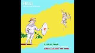 Felli and Joey Mauro - Race against my time - (Joey Mauro Prod) Italo Disco - Official