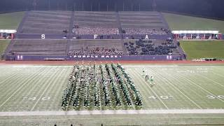 Longview High School Band - 2018 UIL Region 21 Marching Band Contest