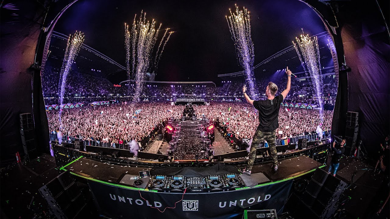 Nicky Romero - Live @ Untold Festival 2019 Mainstage