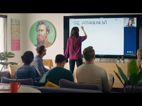 What is Microsoft Whiteboard