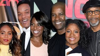 54 Black Hollywood Couples
