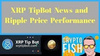 XRP TipBot App News and Ripple Price Performance