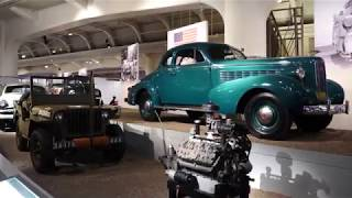 Full Automotive Car Collection Walkthrough Tour at the Henry Ford Museum in Detroit Michigan