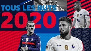 Tous les buts des Bleus en 2020 !