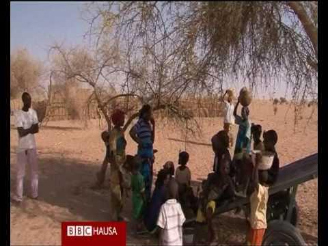 Karancin Abinci a Niger