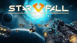 Однажды в далёкой-далёкой галактике... | Starfall Tactics