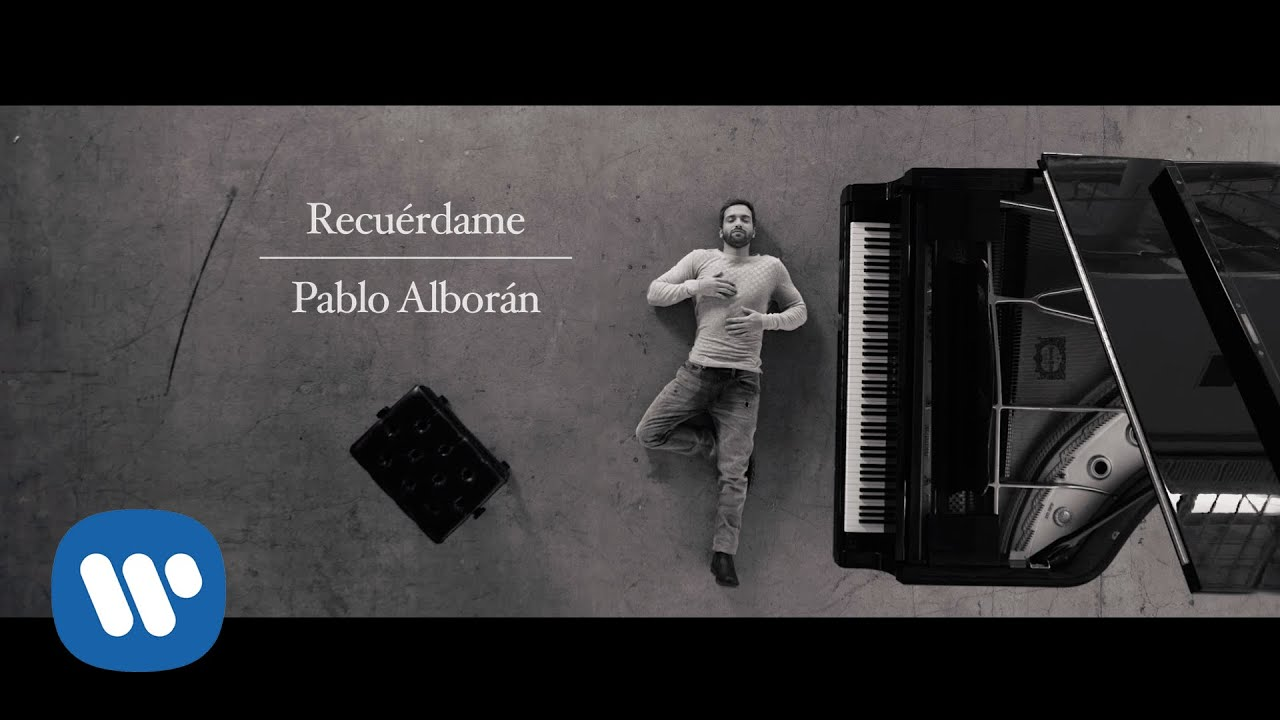 Pablo Alborán – Recuérdame (Videoclip oficial)