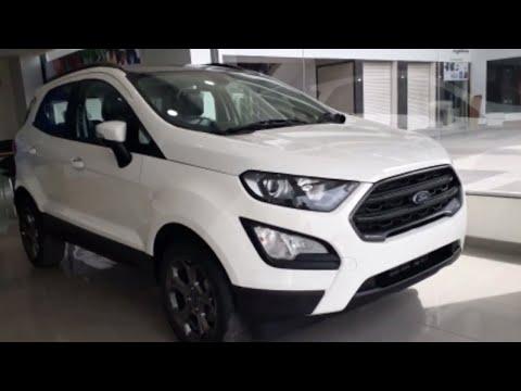 Ford  Ecosport Паркетник класса J - рекламное видео 1