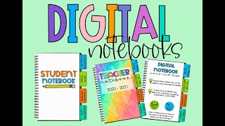 DIGITAL Interactive Student Notebook