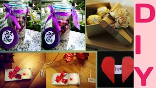 DIY Tiny Love Gifts | Surprise Gifts For Boyfriend Or Girlfriend | Last Minute Gift Ideas