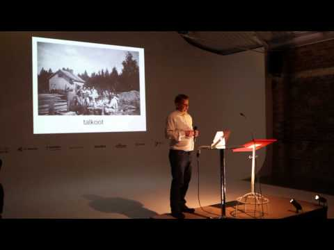 Monki Gras 2015 – Ilja Summala: Craftsmanship and Cloud