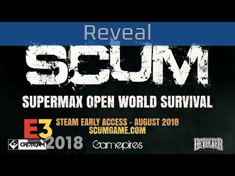 SCUM - E3 2018 Reveal Trailer