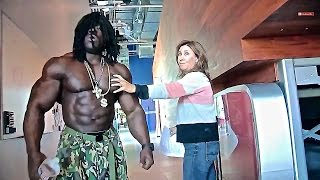Jamaica Muscle At The Youtube Space   Kali Muscle