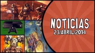 Ultra News - UltraNews - 23/04/2014