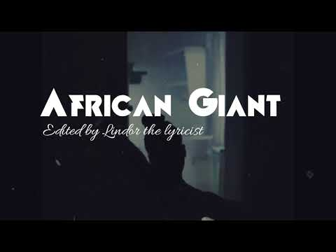 Burna Boy-African Giant (official fan music video)