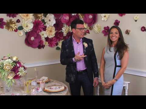 DIY Wedding Boutonniere with David Tutera | Sizzix DIY Kit