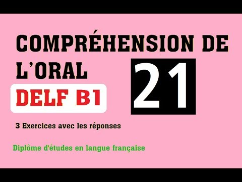 Download DELF A2 - Compréhension De L'oral (no 27) French Listening