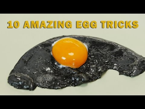 Video 10 Egg Tricks