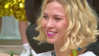 Как Кириши бронзовых призеров Рио встречали