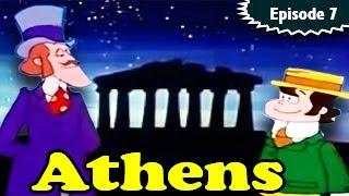 Athens - Around The World In 80 Days Episode 7