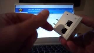 Wlan Empfangs-Problem gelöst, Powerline mit integriertem Wlan-Router, TP-Link WPA 4220 Speedtest