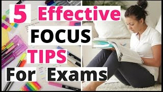 How To Concentrate On Studies For Board Exams | Best Ways To Focus On Studies In Hindi|Study Smart