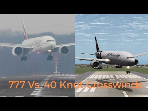 777 ILS Approach W/ Soft Landing (X-plane 10 mobile