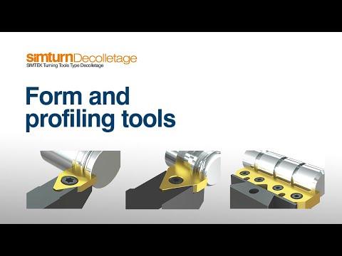 simturn Decolletage form tools