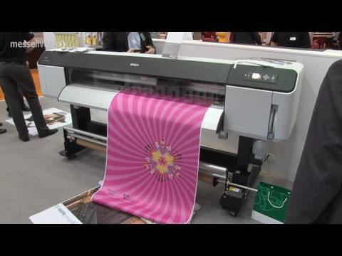 EPSON auf der FESPA 2010 - Drucker-Trends und Tipps zum Drucker-Kauf (Messe-LIVE)
