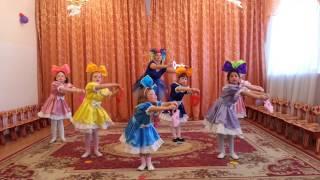 """Авторская песенка"""" Куколки"""" муз. и сл. Е.В Шурахова. для детей 3-5 лет"""